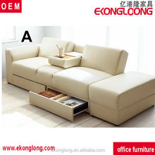 storage sofa bed/ ikea sofas/leather sofa cum bed