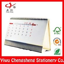 advertising custom planner table calendar