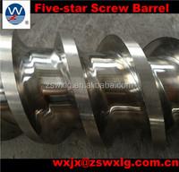 90mm plastic extrusion screw and barrel