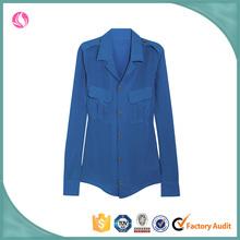 Lastest moda ladies ' Slim Fit estilo confortável elegante blusa
