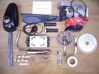 4 stroke bike engine kit for motorized bicycle/Bicycle Engine kit/huasheng 4 stroke engine