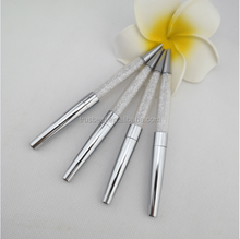 TCR-10 beauiful crystal ballpoint pen for gift , crystal filled pens