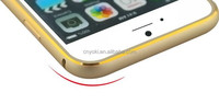 ultra thin mobile phone cover for iphone6 6PLUS alluminium bumper metal case for iphone6
