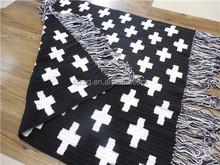 crochet baby swiss cross knitted blanket baby, hand knitted blanket baby