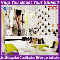 retail furniture decoration shop fitting shoes