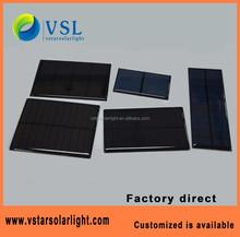 high-class customized mini epoxy solar panel for lighting