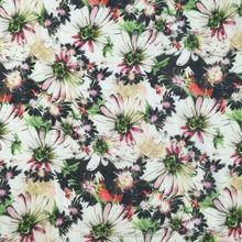 2015 fashion new design top quality digital print fabric cotton textile