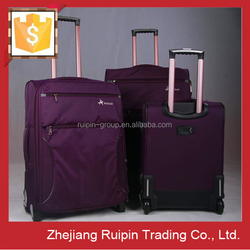 Zhejiang decent trolley bag,Fabric 1200D Nylon travel luggage,luggage bag