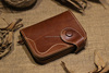 2015 China factory vegetable leather wallet mens purse