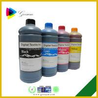 Vivid Color Digital Textile Pigment Ink for Epson Stylus Photo R2400