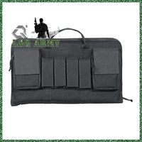 600D Polyester Military Enlarged Pistol Case