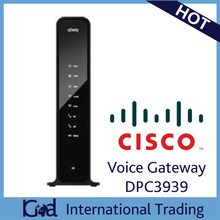 Cisco voice gateway 3939 Model DPC3939 DOCSIS 3.0 8x4 Wireless Residential Voice Gateway