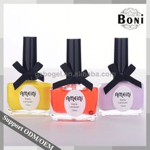Top Quality Factory Price Skull Nail Polish Bottle