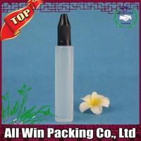 unicorn 30ml pen E lectronic cigarette bottle with black afety cap