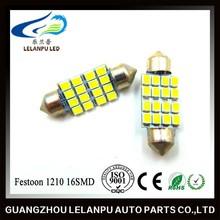 Festoon 1210 16SMD 36mm Led Auto Lamp Car Accessories Led Car Light Rigid Led Light Reverse Light