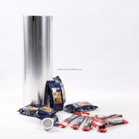 JC coffee multilayers packaging film roll,blunt wrap