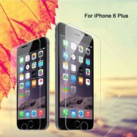 Anti-oil tempered glass film for iphone 6/iphone 6 plus,hydrophobic/oil resistant tempered glass film screen protector