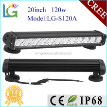 """Car Accessories for 20"""" LED Light Bar Single Row 120W LED Offroad Light Bar"""