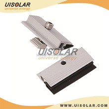 Solar End Clamp for Thin Film Module
