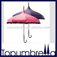 23''8k fancy design handle fancy ladies umbrellas