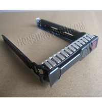 651687-001 651699-001 For HP Proliant Gen8 G8 2.5inch SFF SAS SATA HDD SSD Drive Caddy