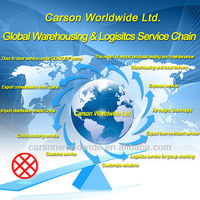 Door to door service under DDU/DDP terms from China