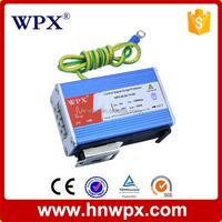 24V 48V 110V ADSL RJ11 4 way surge arrester / lightning protection device