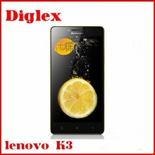 5inch Lenovo K30W lemon K3 mobile phone Qualcomm MSM8916 Quad Core 1G Ram 16G Rom Android 4.4 Smartphone 8.0Mp Dual SIM