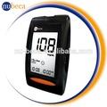 Digital de glucosa en la sangre/azúcar/diabetes equipos de prueba