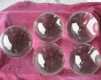 large decorative glass balls in stock