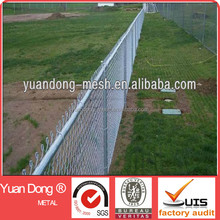 Professional manufacture selling used chain link fence