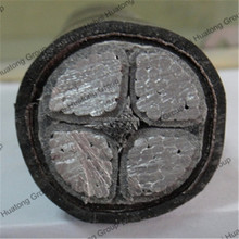 China supplier PVC insulated amor electric power cable with CE certificate