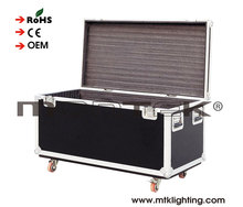Professional stage/audio equipment Aluminum flight case ,large road cases with wheels