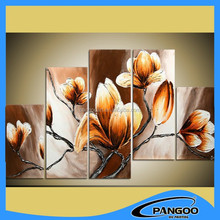 Group oil painting printing canvas painting for living room decoration with wholesale price