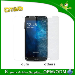 For samsung galaxy s6 tempered glass OTAO tempered glass screen protector mobile phone accessories factory in china