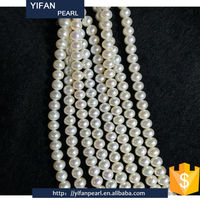 YF-50175 simulated pearl Loose Fresh Water Pearl beautiful loose pearl