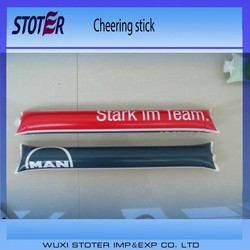 EN71 Inflatable Cheering Sticks , bangbang stick , thunder stick