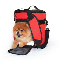 New style foldable pet carrier bag & dog carrier bag