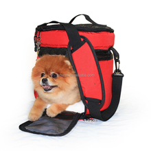 New style foldable pet carrier bag & dog carrier bag