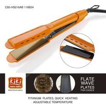 ceramic hair straightener.LED display Professional Hair Straightener. PTC heater Hair Straightener
