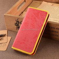 leather purse leather OEM case For iPhone 6s Case For iphone 6s mobile case PU for iPhone 6s leather mobile phone cover