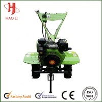 Modern Farm Equipments China Agricultural Machinery Rotary Tiller