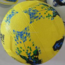 rubber street soccer ball