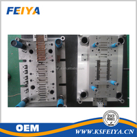 high precision progressive stamping die for electrical connector terminal