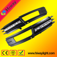 Hot sell E1 approved auto led drl light for Audi A6L car led daylight