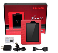 The 2015 newest launch x431 pro launch x431 5c full package include full connecttor,the update x431 v version x431 5c