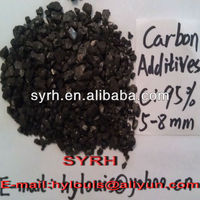 Smelting Carbon Additives F.C 95% 5-8mm