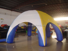 Inflatable sex toy in leg shape camping tent inflatable party tent