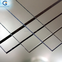 GoodLife polycarbonate sphere for roofing