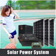 2015 3000W High Quality Manufacturer solar panel power energy